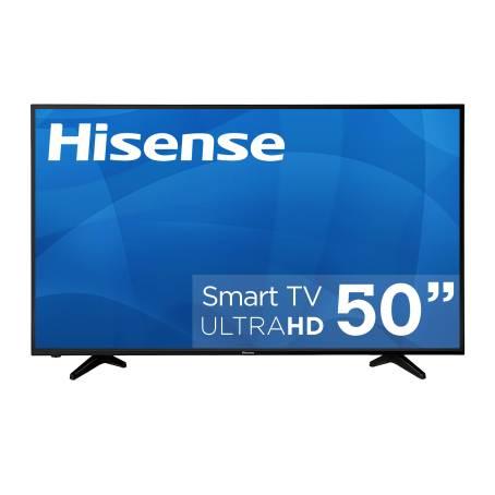 """Sam's Club: Pantalla Hisense 50"""" 4K SmartTV con Inbursa"""