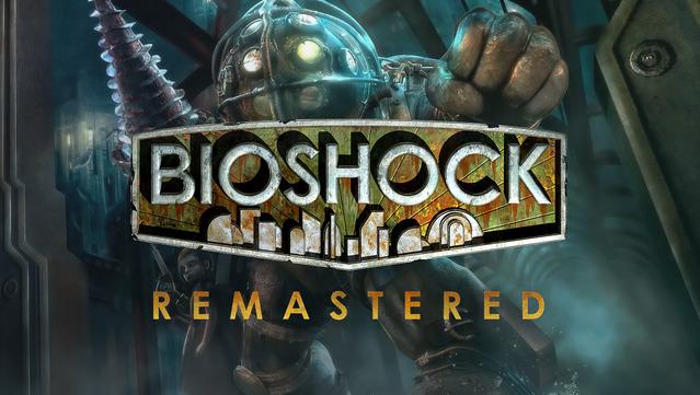 GOG: BIOSHOCK REMASTERED