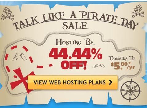 Hostgator: 44% de descuento en todos los planes de hosting y dominios a $5 dólares