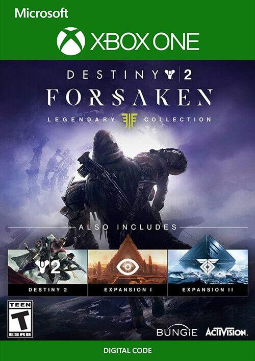 Cdkeys: Destiny 2 Forsaken - Legendary Collection Xbox One