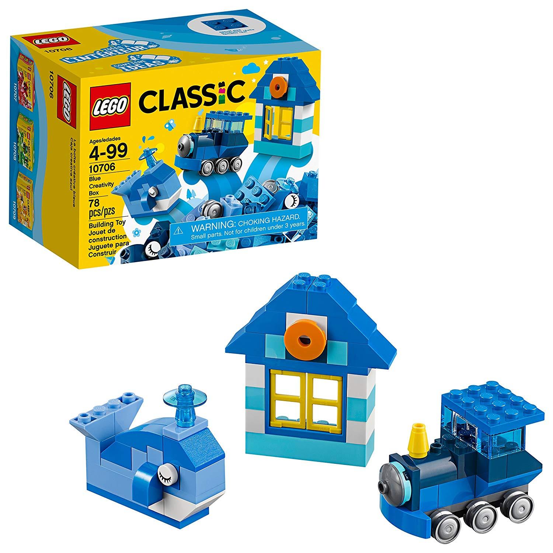 Walmart El Molinito Tlaxcala: Lego Blue Creativity 78 pzs y otras ofertas.