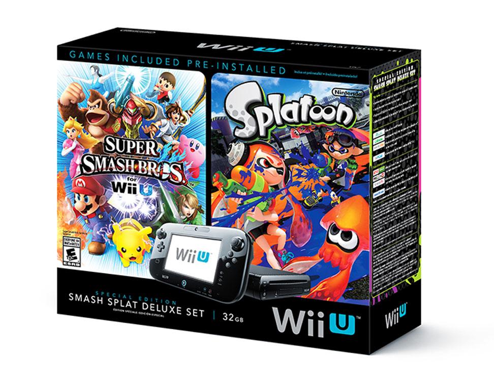 Ofertas El Buen Fin en Liverpool: Wii U 32gb con splantoon + smash bros
