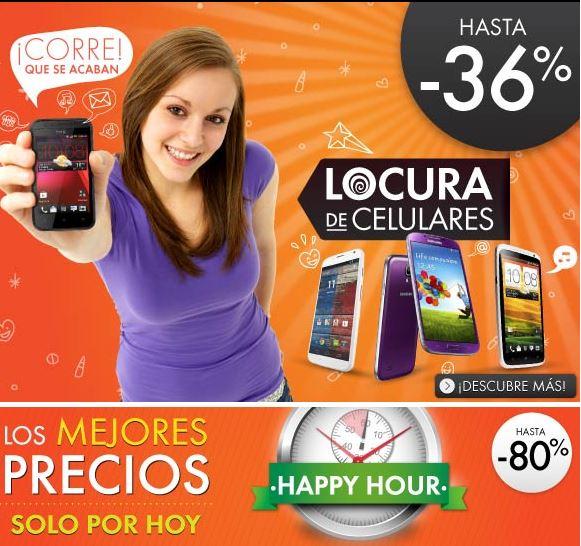 """Linio: Galaxy S4 desbloqueado $8,358, Nexus 4 $5,699, LED Smart TV 3D 40"""" $7,979 y +"""