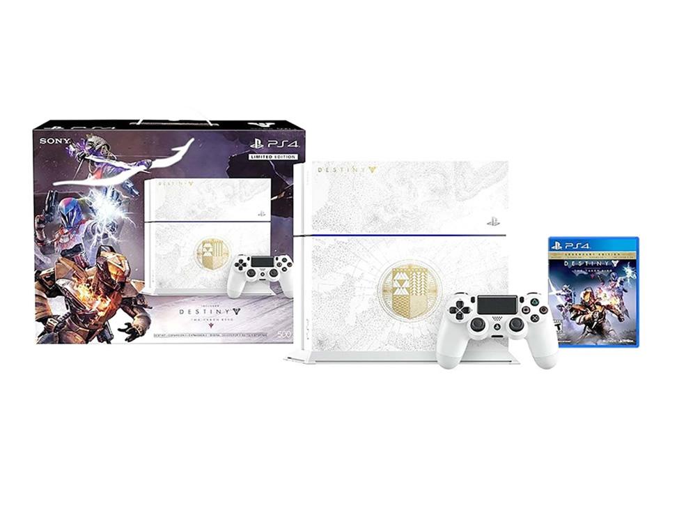 Ofertas del Buen Fin en Liverpool: PS4 edición especial destiny taken king