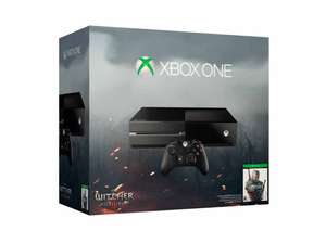 Ofertas del Buen Fin en Liverpool: xbox one + witcher 3 500gb