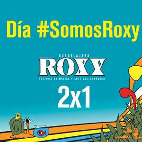 Ticketmaster: Festival Chavoruco Roxy $700