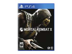 Liverpool: Mortal Kombat X para Playstation 4 a $ 615