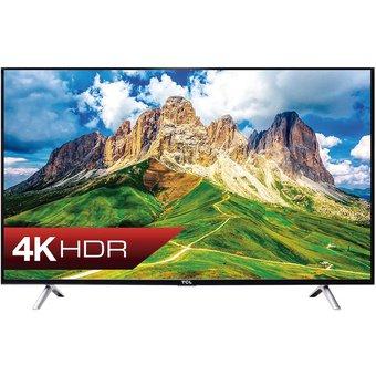 "Linio APP: Pantalla TCL 55"" 4K UHD SmartTV HDR10"
