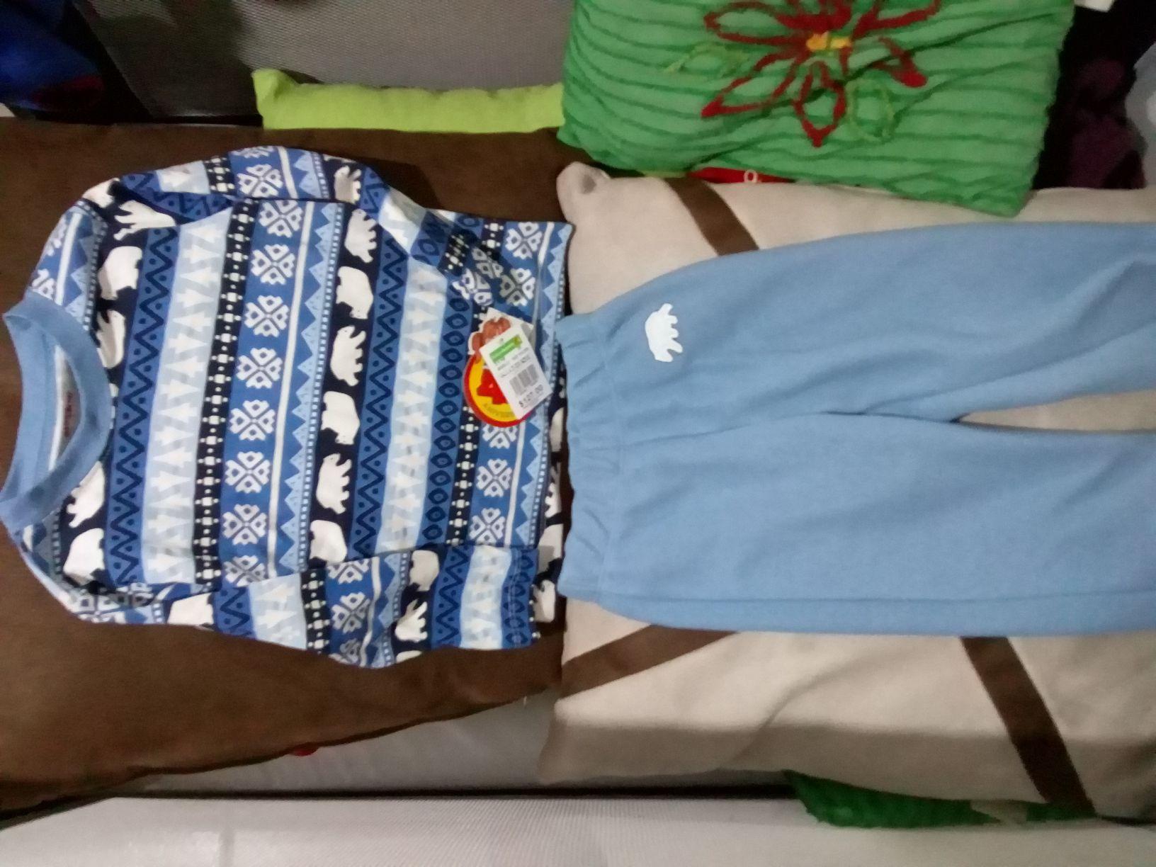 Bodega aurrera: conjunto para niños baby creysi