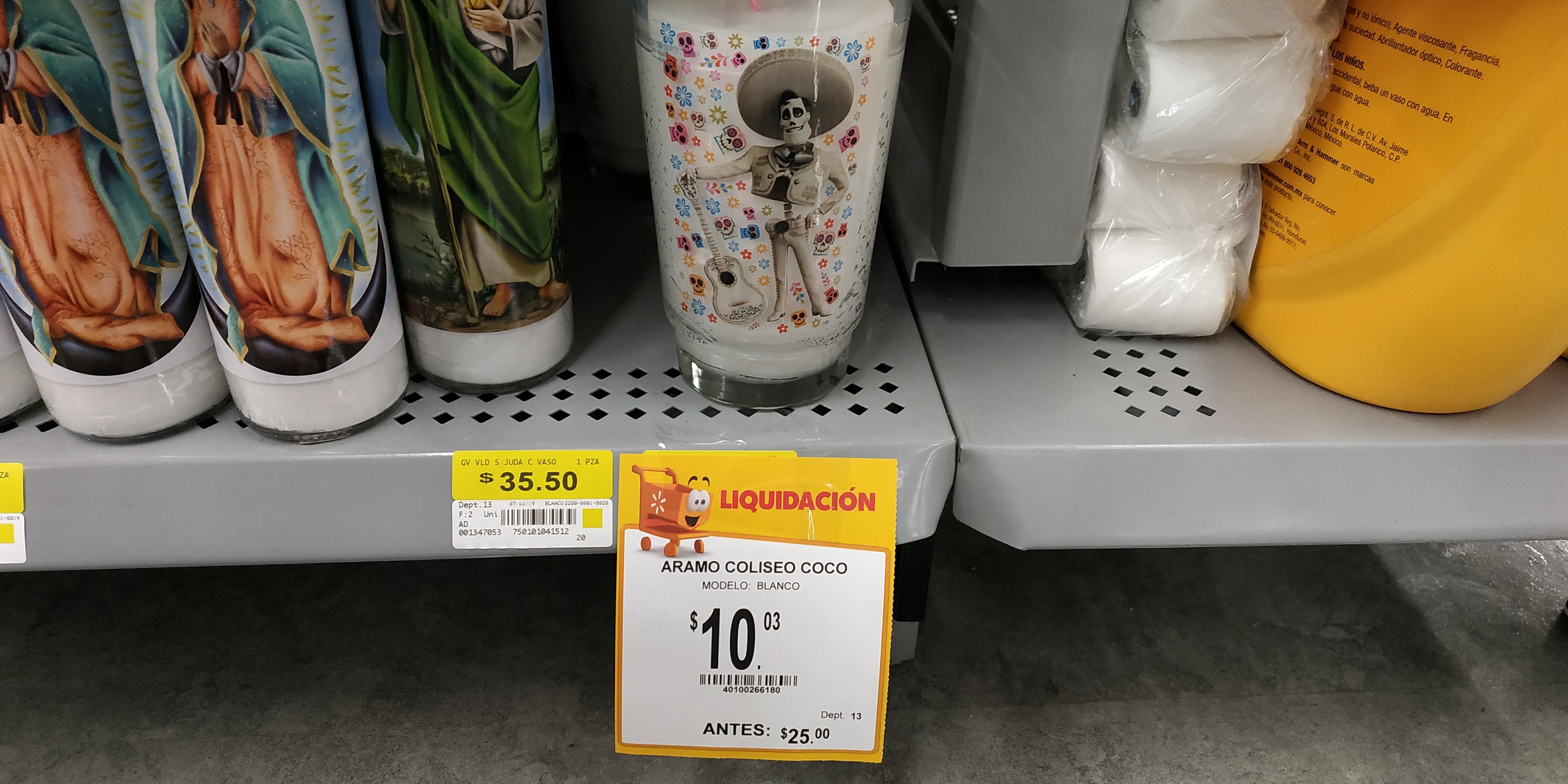 Walmart: Veladoras, desengrasante, aromatizantes