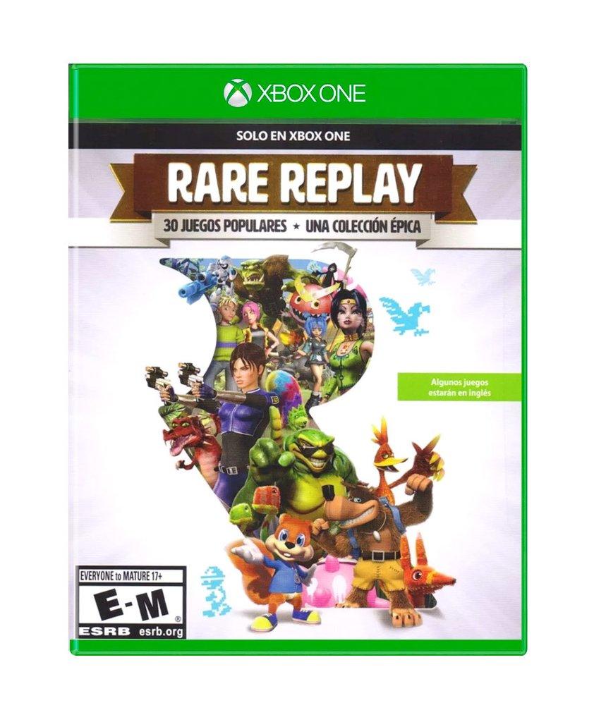 CD Keys: Rare replay -60% de descuento