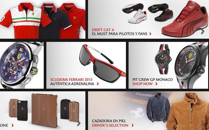 Ferrari Store: 40% de descuento en toda la tienda