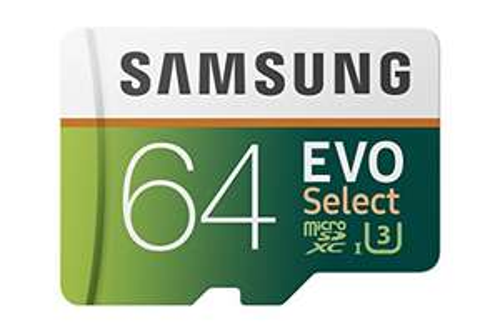 Amazon: Memoria Micro SD Samsung de 64 GB u3