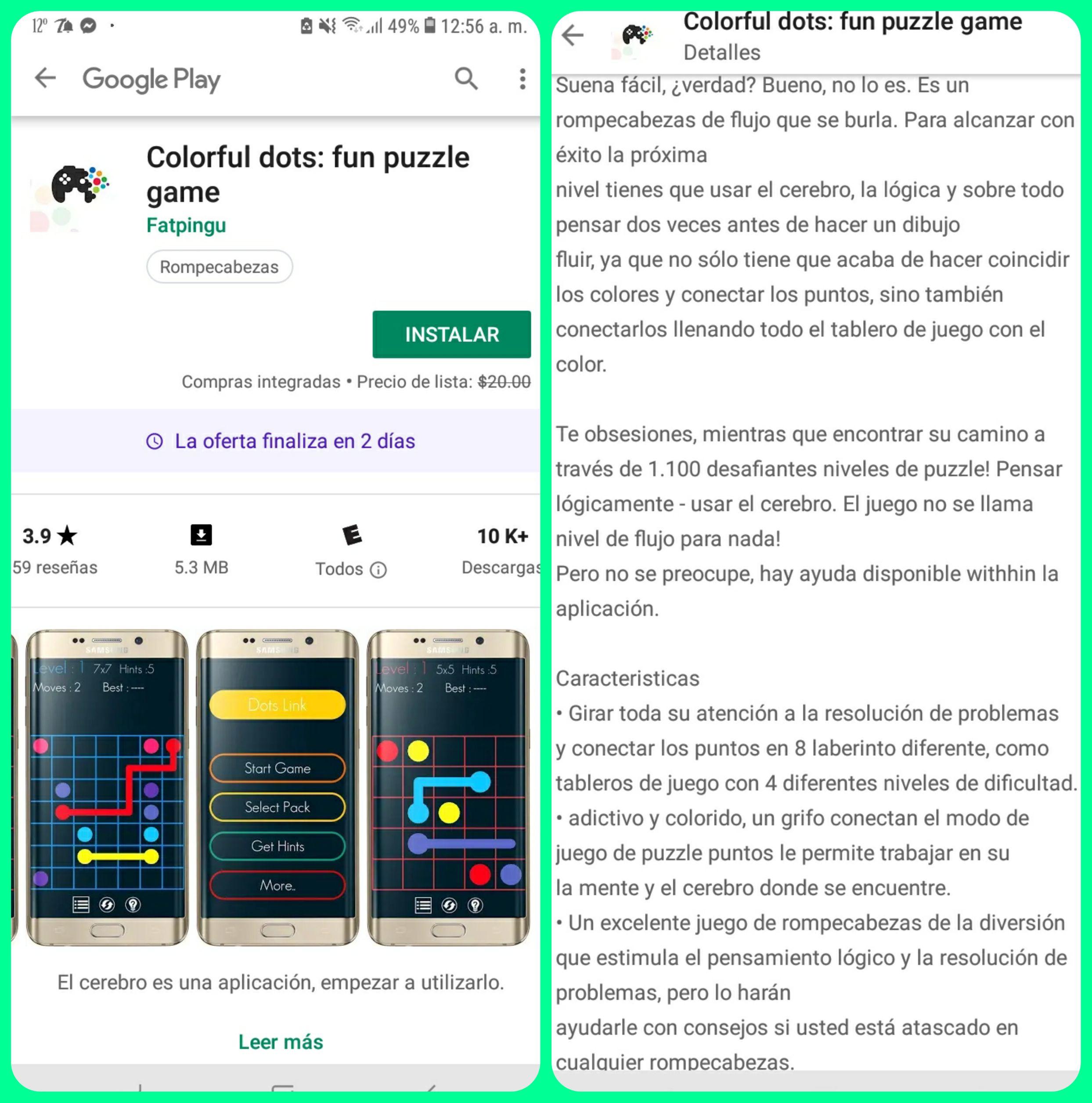 Google Play: Colorful Gratis