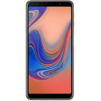 Linio: Samsung Galaxy A7 2018 Dual Sim Liberado 64+4 gb - dorado (pagando con Paypal)
