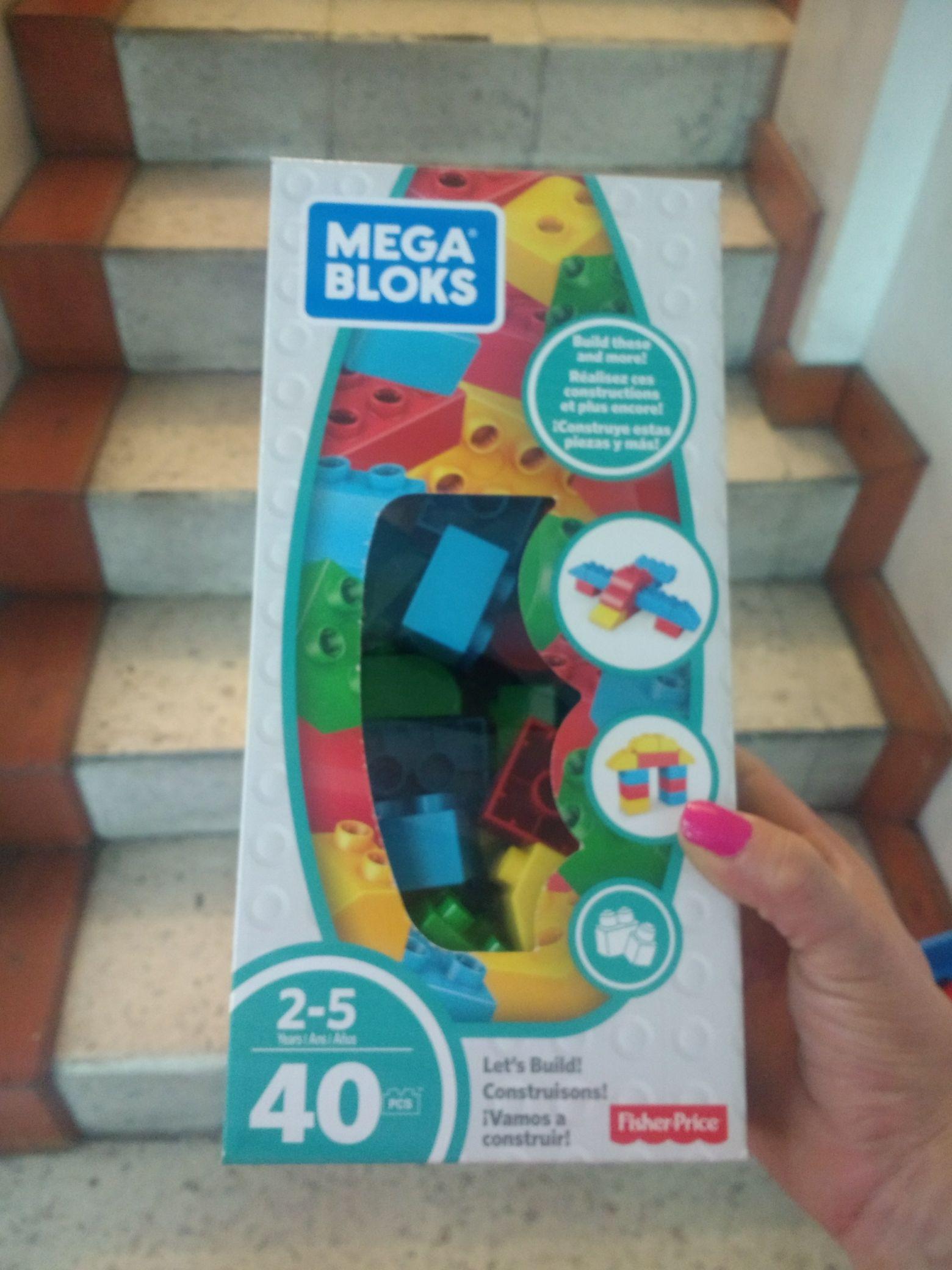 Soriana Azcapotzalco: Mega Bloks