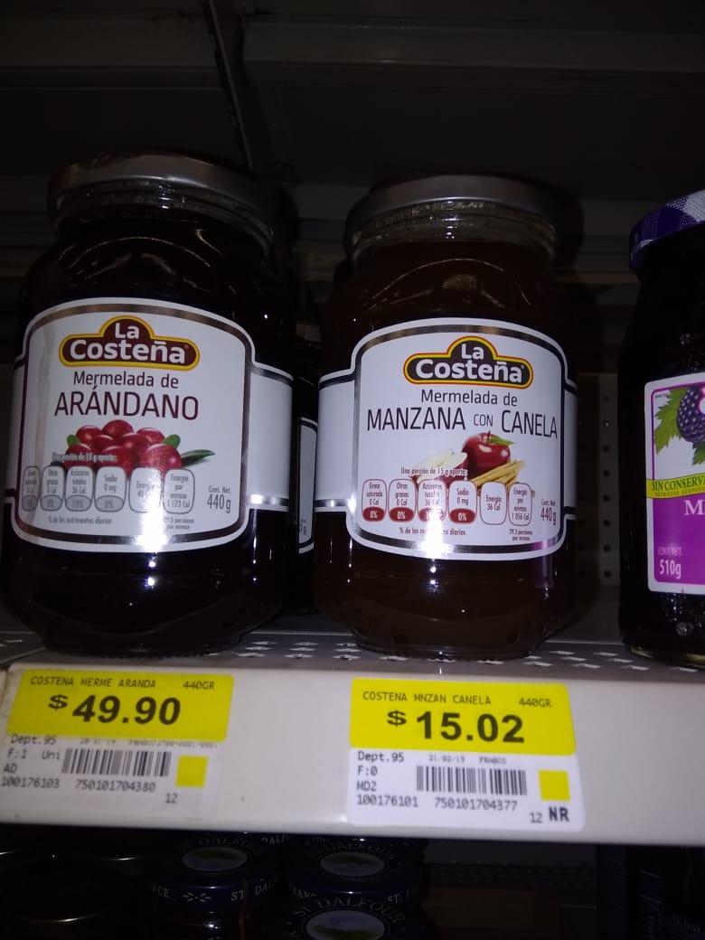 Walmart plaza toros qro. Mermelada Manzana con Canela $15.02