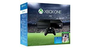 El Buen Fin Amazon - Xbox One 1Tb FIFA 16 + 12 meses de EA Access $6,399 ($5,332)