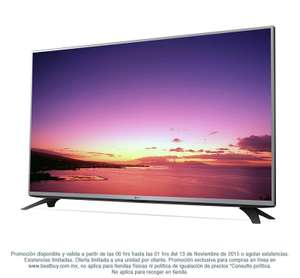 "El Buen Fin en Best Buy pantalla LED Smart TV 43"" 43LF5900"