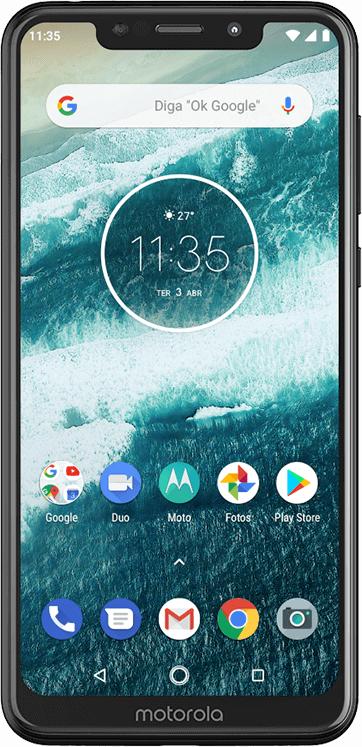 Linio APP: Motorola One 64GB (Pagando con PayPal)