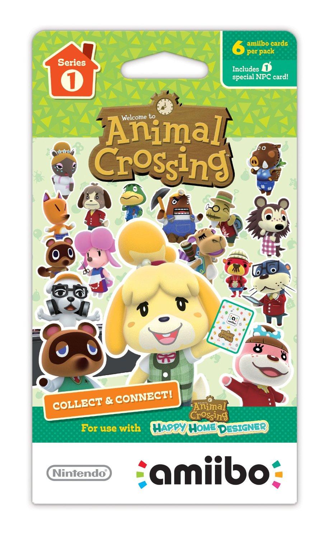 El Buen Fin en Amazon MX: Animal Crossing amiibo cards a $102