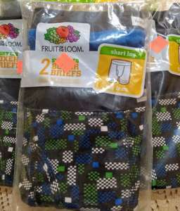 Soriana Hiper: 2 Pack Boxer Fruit Of The Loom
