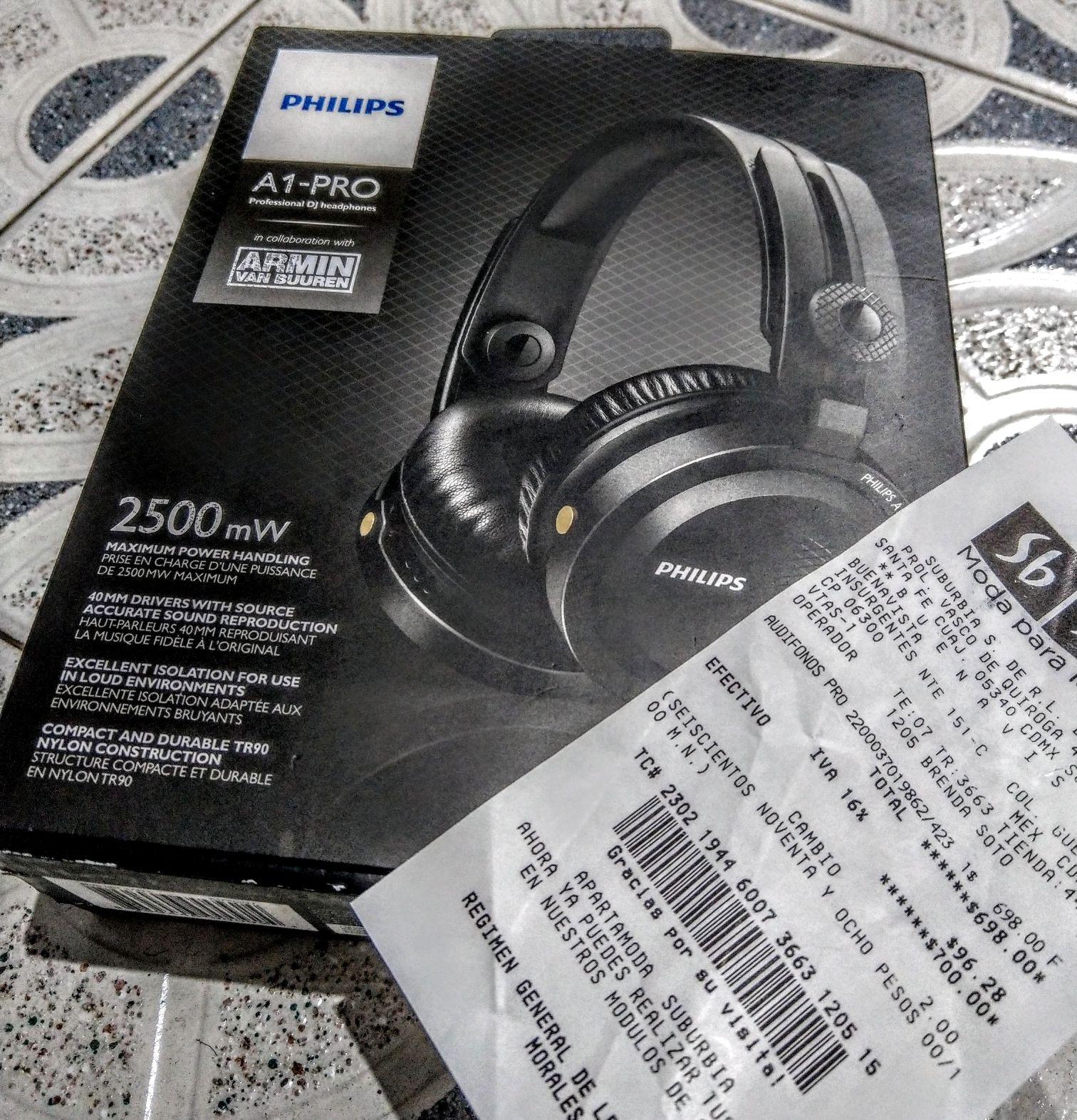 Suburbia: Audífonos DJ a $ 700.00