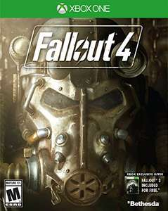 Amazon: Fallout para Xbox one y PS4 a $959