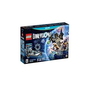 Amazon: LEGO Dimensions Starter Pack Wii U