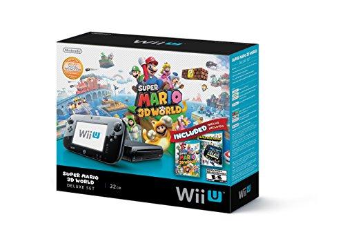 El Buen Fin Amazon: Consola Wii U + Super Mario 3D World y Nintendoland $5,099 ($4,249 con Banamex)