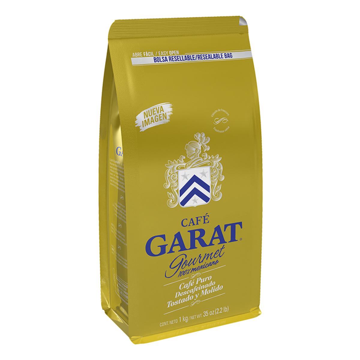 Costco: 1.1 kg de Café gourmet descafeinado Garat a $139 (ahorras $140)