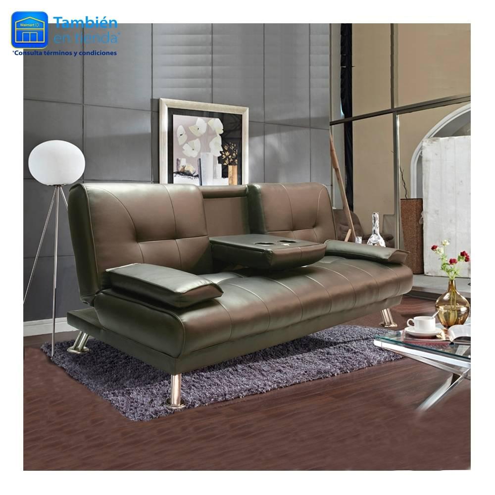 WALMART sofá cama $3499 con banamex $2916