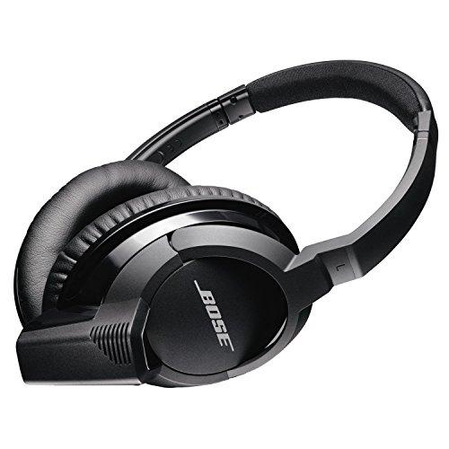 Amazon: Bose AE2w - Audífonos (Diseño Circumaural, Banda para la Cabeza, Abiertos, Inalámbricos,con Bluetooth y Cargador USB) negros