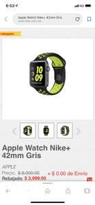 HEB: Apple Watch 2 nike+ 42mm