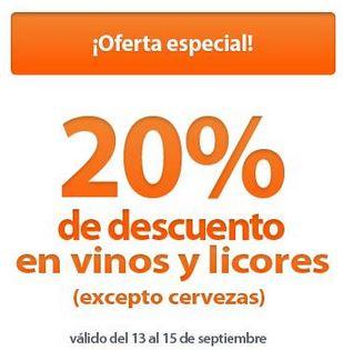 Chedraui: 20% de descuento en vinos y licores, 25% en Sony y 15% en línea blanca