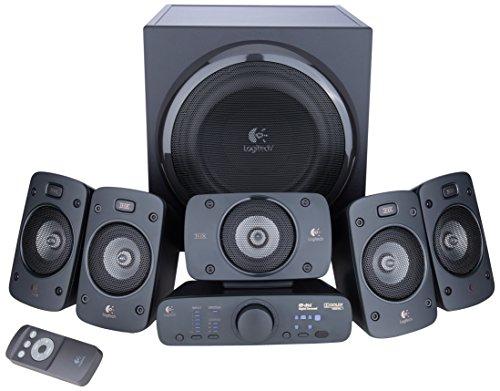 Amazon: Logitech Z906 Surround Sound Speakers