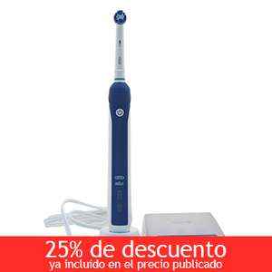 Costco: Cepillo electrico Oral B mod 3000, con 25% en $799