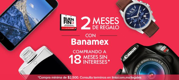 Promociones del Buen Fin 2015 en Linio con medios de pago (PayPal, Bancomer, Santender, Banamex y Amex)