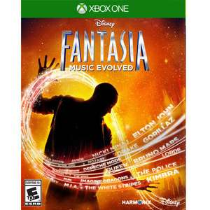 Amazon Mx: Fantasia Music Evolved XBOX ONE