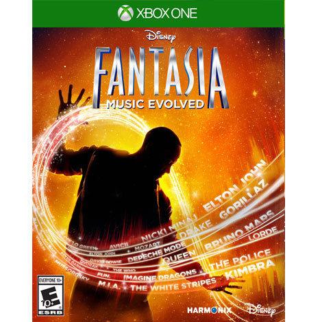 Amazon Mx: Fantasia Music Evolved XBOX ONE