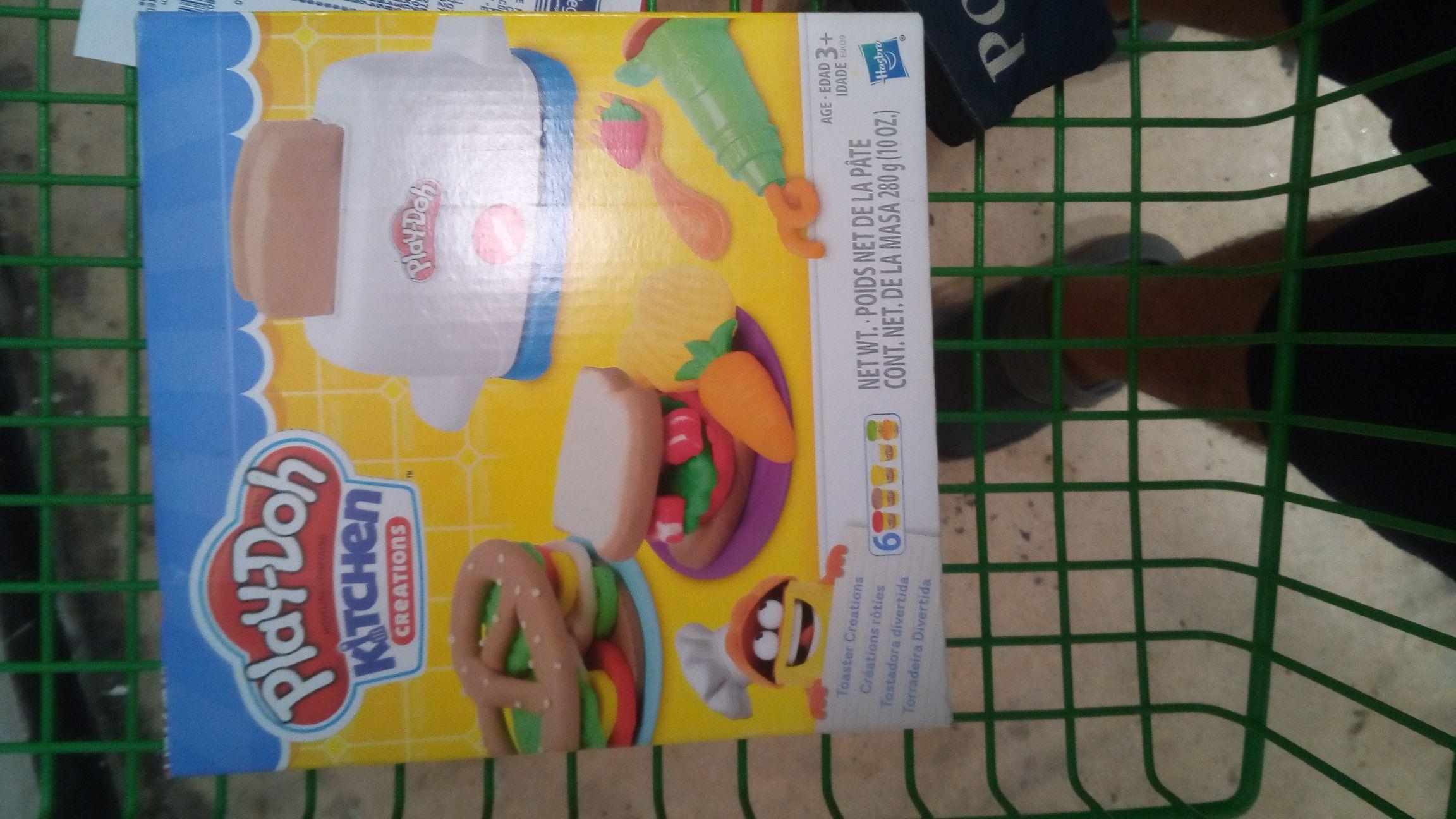 Bodega Aurrerá Itzaes: Tostadora Play-Doh y mas