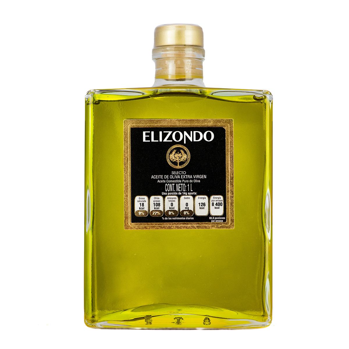 Costco: Elizondo aceite de oliva selecto 1 L