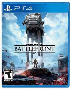 Liverpool Star Wars Battlefront PS4 $959