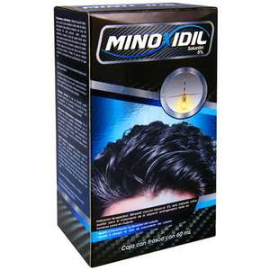 Farmacias Similares: Minoxidil 5% 60ml