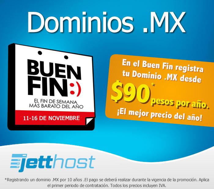 DomiNIos .MX con promociones del buen fin