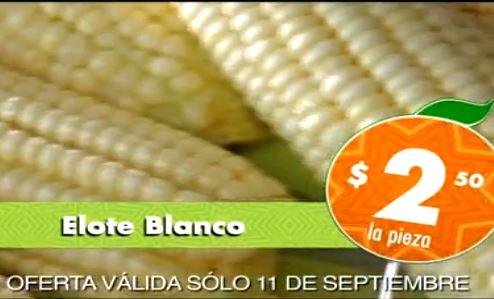 Miércoles de Plaza en La Comer septiembre 11: sandía $2.50 el kilo y más