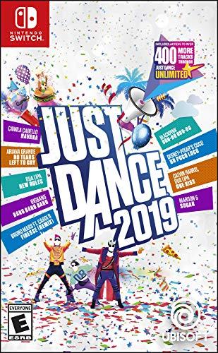 Amazon MX: Just Dance 2019 para Switch (Vendido por Amazon USA)