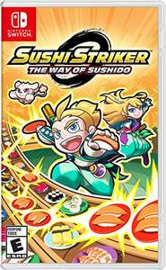 Amazon: Sushi Striker: The Way of Sushido - Nintendo Switch