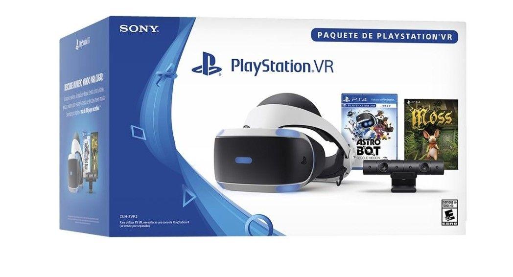 Walmart: PlayStation VR Bundle (Astrobot y Moss) Pagando con Citibanamex Pay