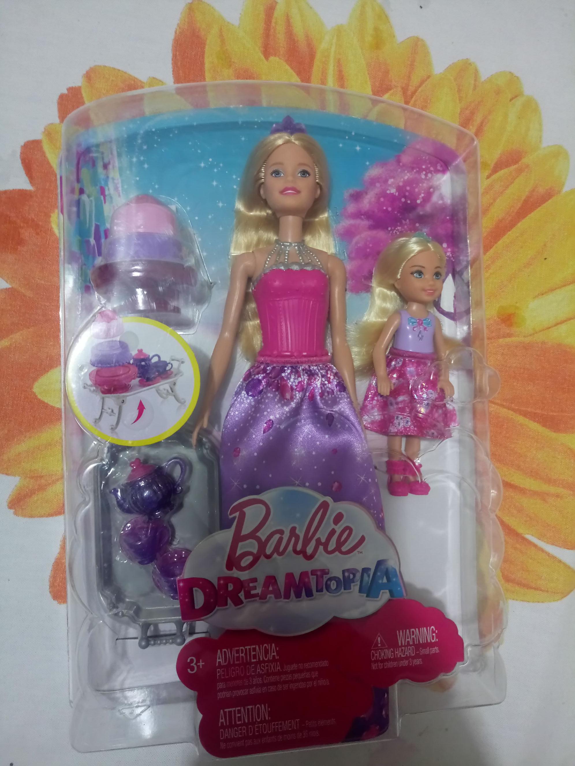 Bodega Aurrera: Muñeca Barbie dreamtopia